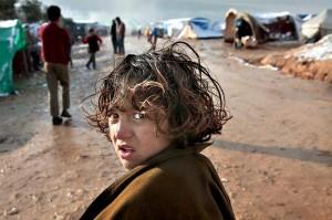 children of refugees